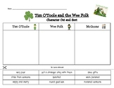 St. Patrick's Day Freebie ~ Printable for Tim O'Toole and the Wee Folk