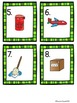 St. Patrick's Day Freebie - Write the Room (CVC Words)