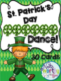 St. Patrick's Day Freeze Dance - Elementary Movement Activity