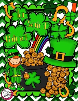St. Patrick's Day ~ French ~ La Saint Patrick