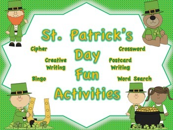 St. Patrick's Day Fun Activities
