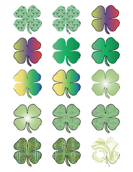 St. Patrick's Day Fun Activities for the Classroom - Early Learners
