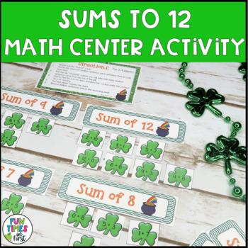 St. Patrick's Day Fun! (CCSS Aligned Math & ELA Activities + Craftivity)