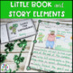 St. Patrick's Day Fun! (CCSS Aligned Math & ELA Activities + Craftivity)
