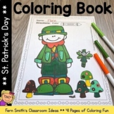 St. Patrick's Day Coloring Pages - 41 Pages of St. Patrick