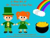 St. Patrick's Day Fun For Promethean Board