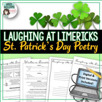 Limericks - Write Your Own Limericks for St. Patrick's Day