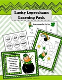 St. Patrick's Day Fun Learning Pack
