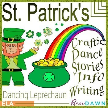 St. Patrick's Day Crafts - St. Patrick's Day Activities