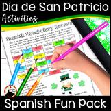 St. Patrick's Day Spanish (El Dia de San Patricio)