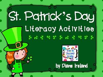 St. Patrick's Day Fun Literacy Activities