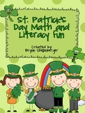 St. Patrick's Day Fun:  Math and Literacy Activities