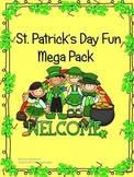 St. Patrick's Day Fun Mega Unit