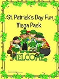 St. Patrick's Day Fun Mega Unit