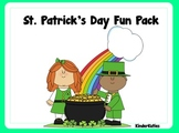 St. Patrick's Day Fun Pack (Includes 8 different activities)