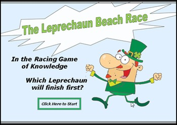 St Patrick's Day Game -Leprechaun Game - Saint Patrick Day PowerPoint Game