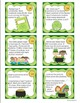 St. Patrick's Day Math and Literacy Word Problems! Game! P