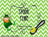 St. Patrick's Day Game - Spoon Time