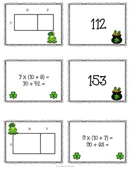 St. Patrick's Day Games, Activities, and Worksheets - 3rd Grade