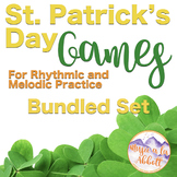 St. Patrick's Day Games: Compilation of ALL games