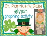 St. Patrick's Day Glyph Project, Graphing Activity, Writing Worksheets