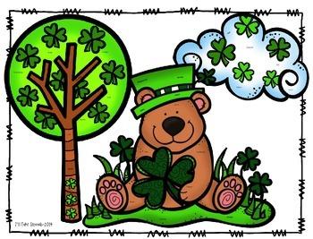 St. Patrick's Day Grammar Freebie