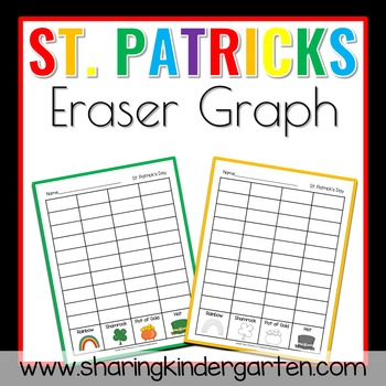 St. Patrick's Day Graph