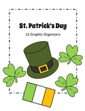 St. Patrick's Day - Graphic Organizers