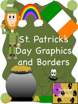 St. Patrick's Day Graphics and Borders