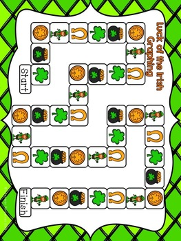 St. Patrick's Day Graphing Game