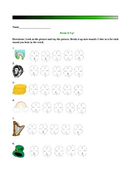 St. Patrick's Day - Great Kindergarten Activities