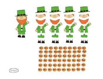 St Patrick's Day Hang-Man
