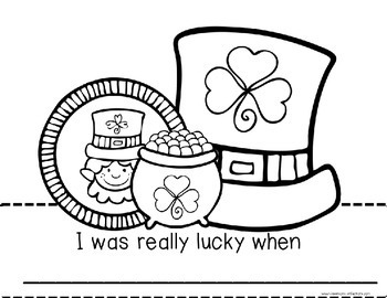 St. Patrick's Day Headband Hat