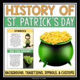 ST. PATRICK'S DAY HISTORY