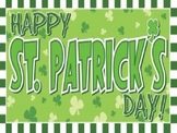 St. Patrick's Day History and Tradition Powerpoint