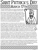 St. Patrick's Day - History of the Saint