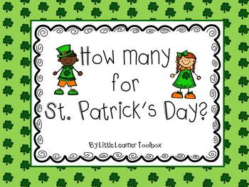 St Patrick's Day: How Many?