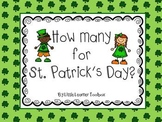St Patrick's Day: How Many?