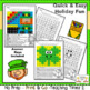 St. Patrick's Day Hundreds Charts Hidden Pictures Fun Pack