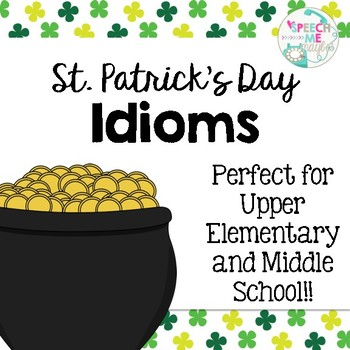 St. Patrick's Day Idioms