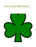 St. Patrick's Day I'm Lucky Because