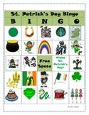 St. Patrick's Day Inference Bingo