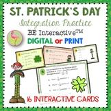 St Patricks Day Integration Practice - Google Slides™