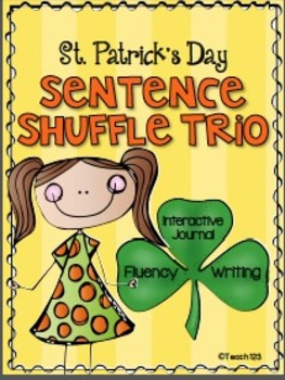 St. Patrick's Day Fluency Center