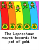 St. Patrick's Day Review Game - Race to the Pot of Gold -