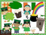 St Patrick's Day, Ireland Clip-Art