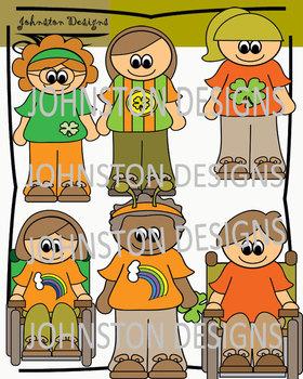 St. Patrick's Day Kids