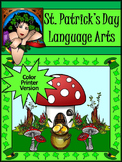 St. Patrick's Day Language Arts Activity Packet