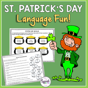 St. Patrick's Day Language Fun