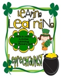 """St. Patrick's Day """"Leaping Learning Leprechauns"""" (March)"""